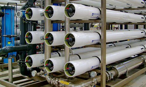 Procès de dessalació d'aigua - AREMA